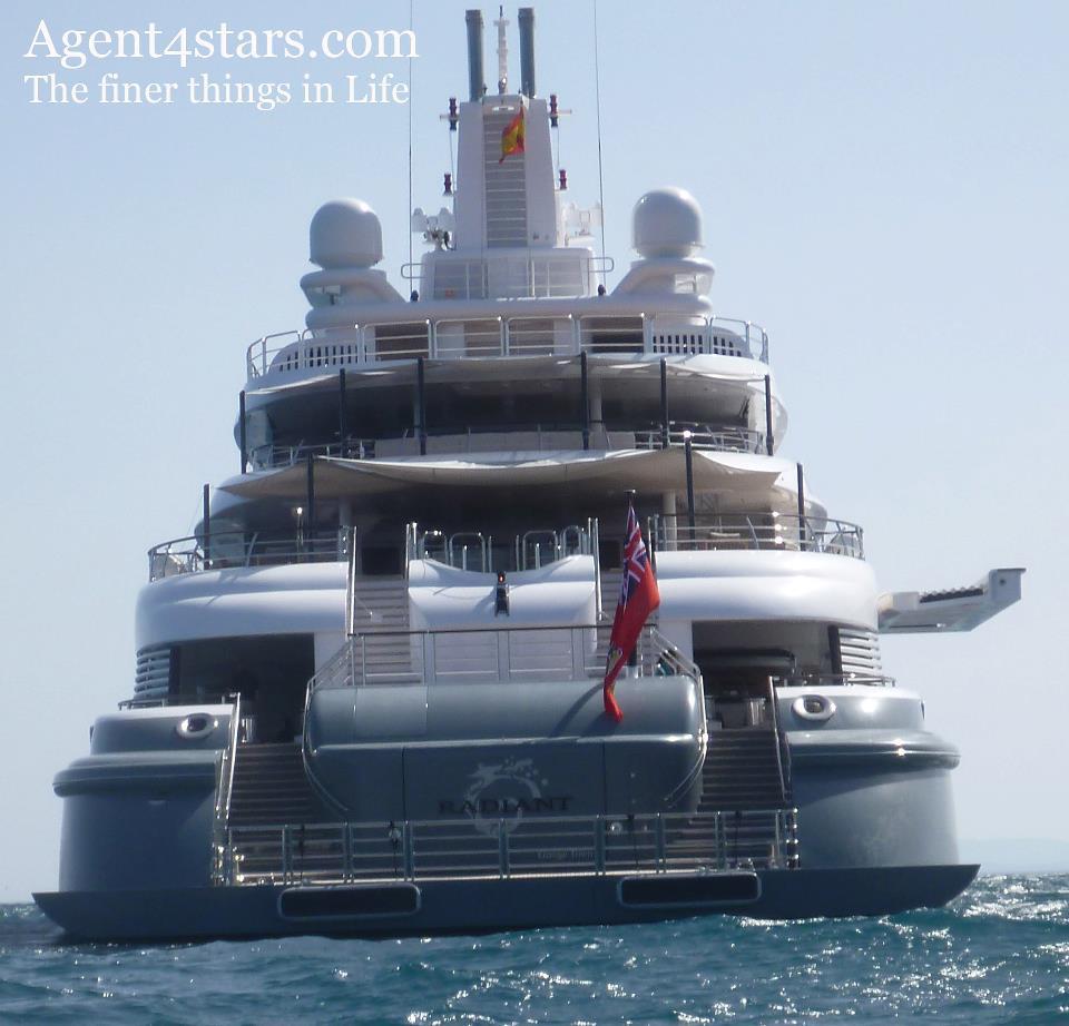 Raidant-Yacht