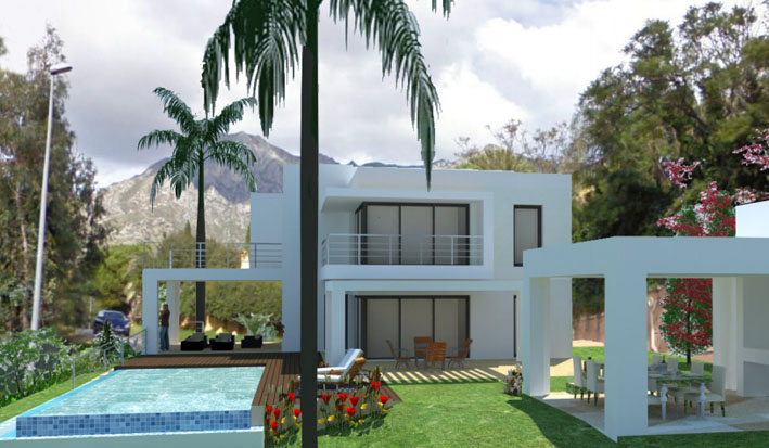 3 New Modern Exclusive Villas For Sale In Prime Location