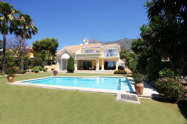 luxury villa for sale in sierra blanca price  u20ac3 5million