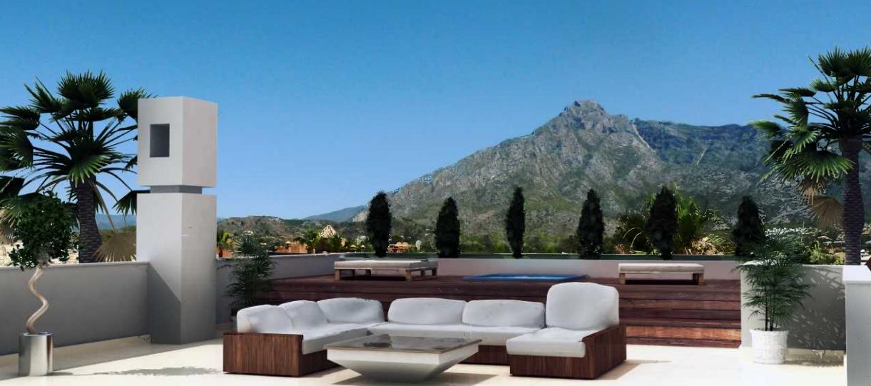 5 Bedroom New Villa On Marbella S Golden Mile For Sale For