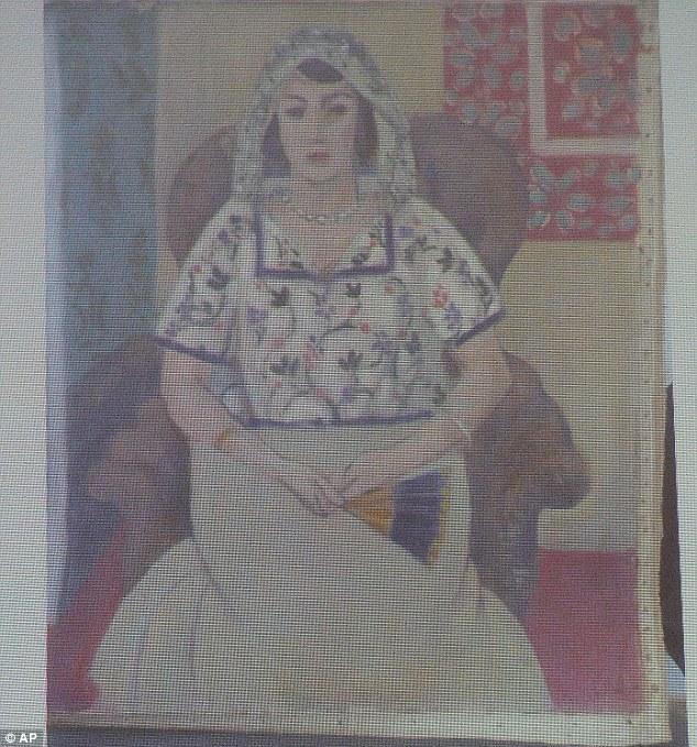 Henry_Matisse_Sitzende_Frau