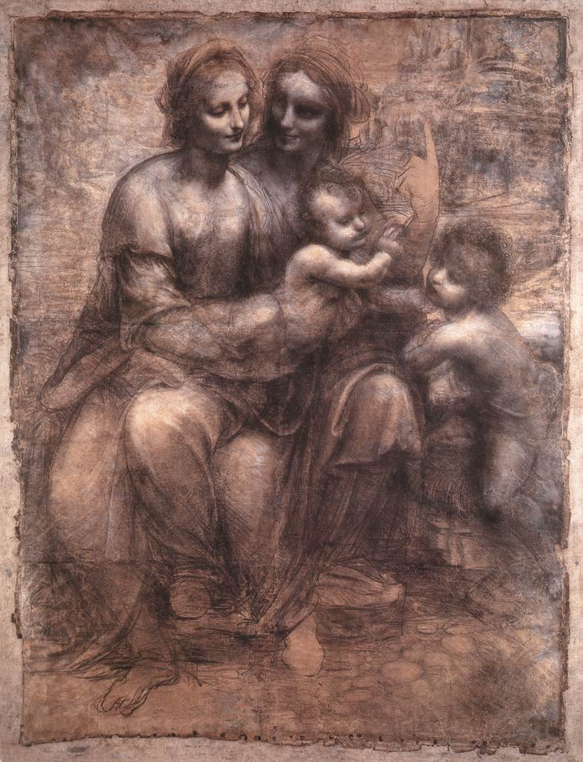Da-Vinci-Madonna_Child_Anne _Young_St_John