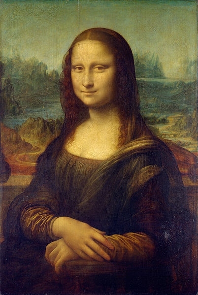 leonardo da vinci how many paintings did he paint