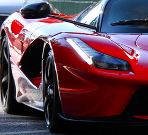 LaFerrari-Carbon-Mirror-Black-wheels