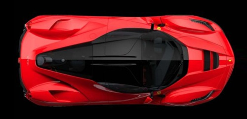LaFerrariBlack-Shiny-Roof