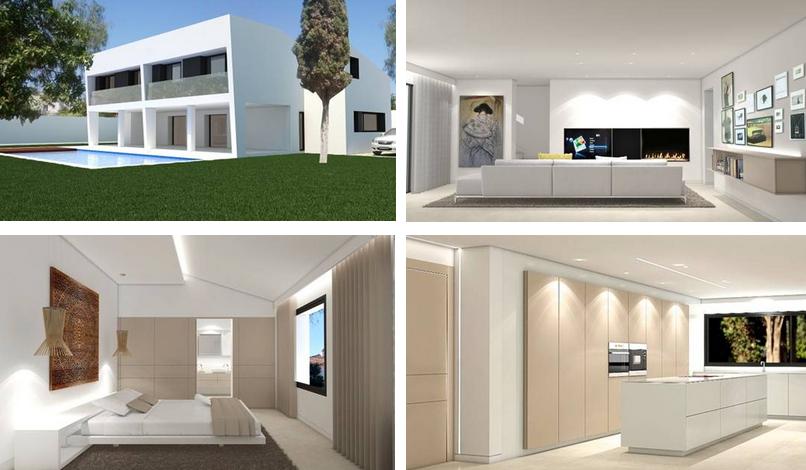 Villa De Milliardaire A Vendre : Nouvelle villa à vendre beachside min de puerto banus
