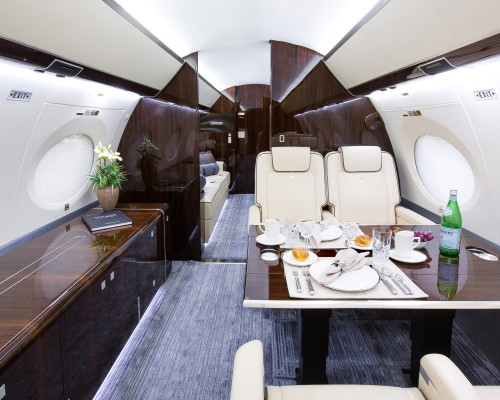G650 celebrity owners of cavalier