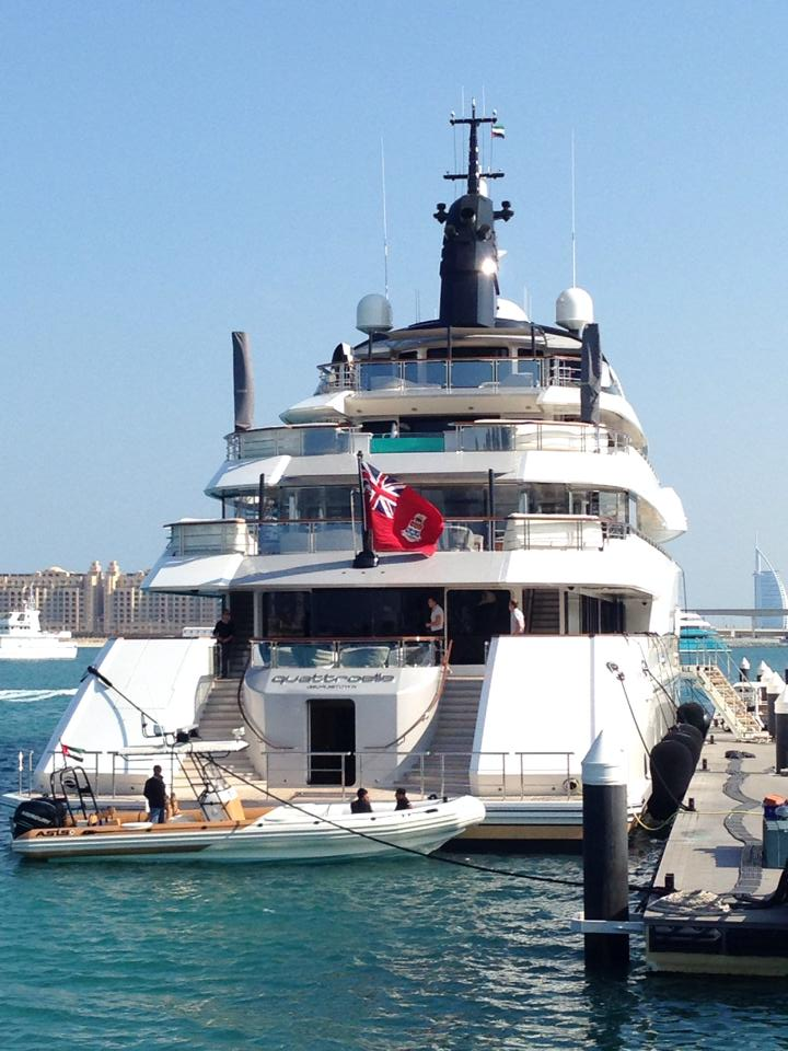 Captain S Room Luxury Yacht