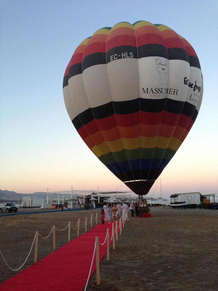 Baloon-Marbella-Luxury-weekend-2013