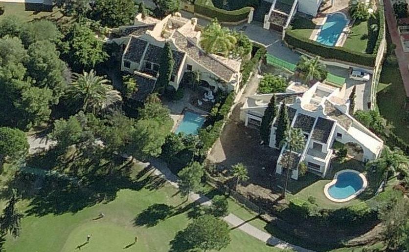 Bank repo villa for sale