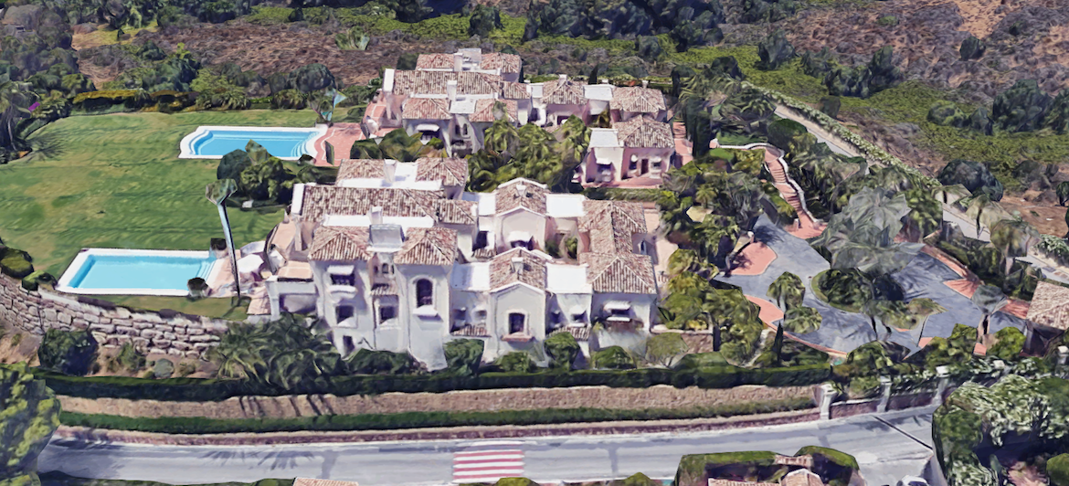 Reduced Marbella 2 Mansions With Seaview Agent4stars Com The Finer Things In Life